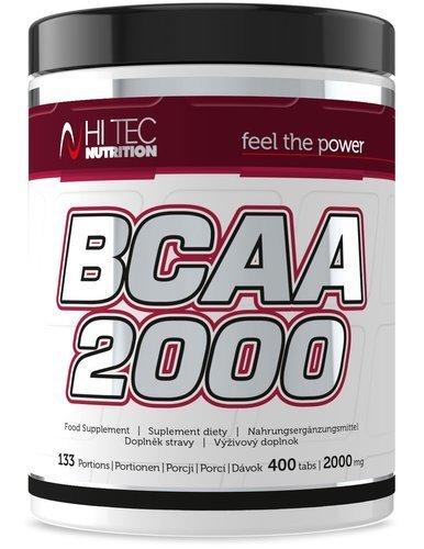 przejść do trybu online urok kosztów klasyczne buty BCAA 2000 - 400 tab.