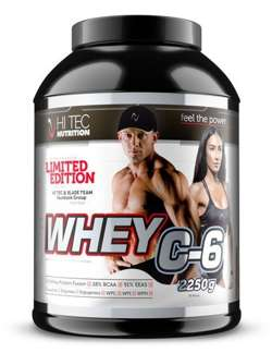 Whey C-6 - 2250g Limited Edition