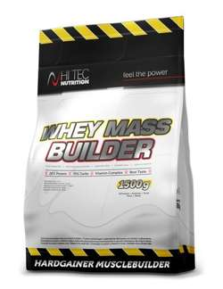 Whey Mass Builder - 1500g