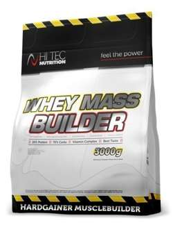 Whey Mass Builder - 3000g