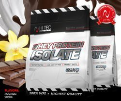 Whey Protein Isolate- 2250g