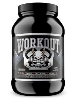 Workout Power Booster- 1250g